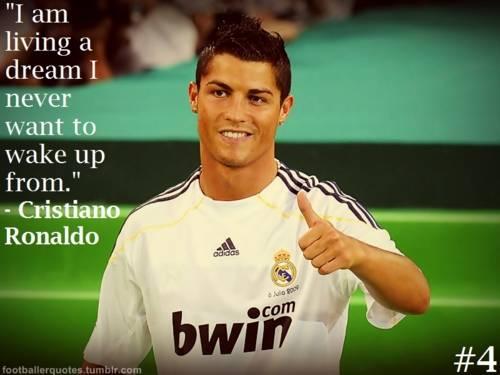 Cristiano Ronaldo Wallpaper Quote 2