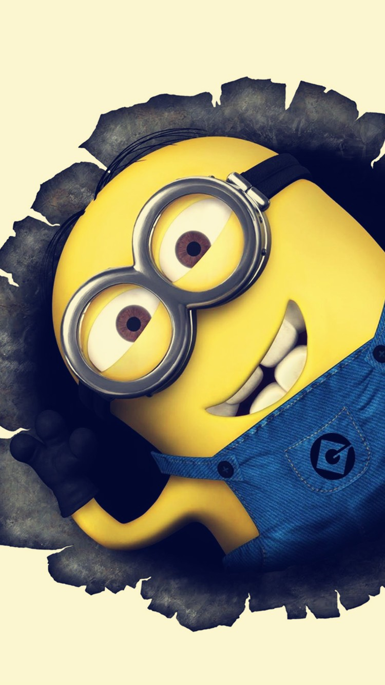 Cute Minions Wallpaper For IPhone 18