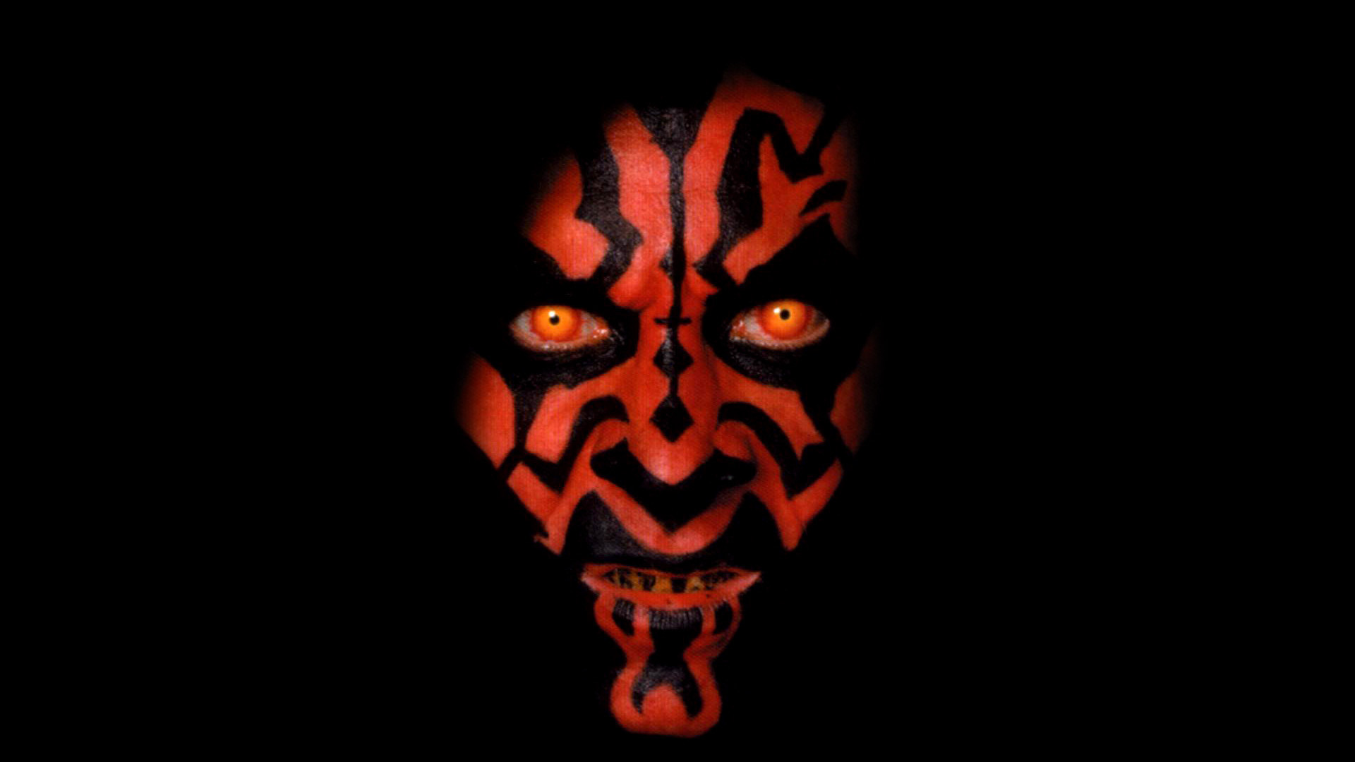 Darth Maul Face Wallpaper 2