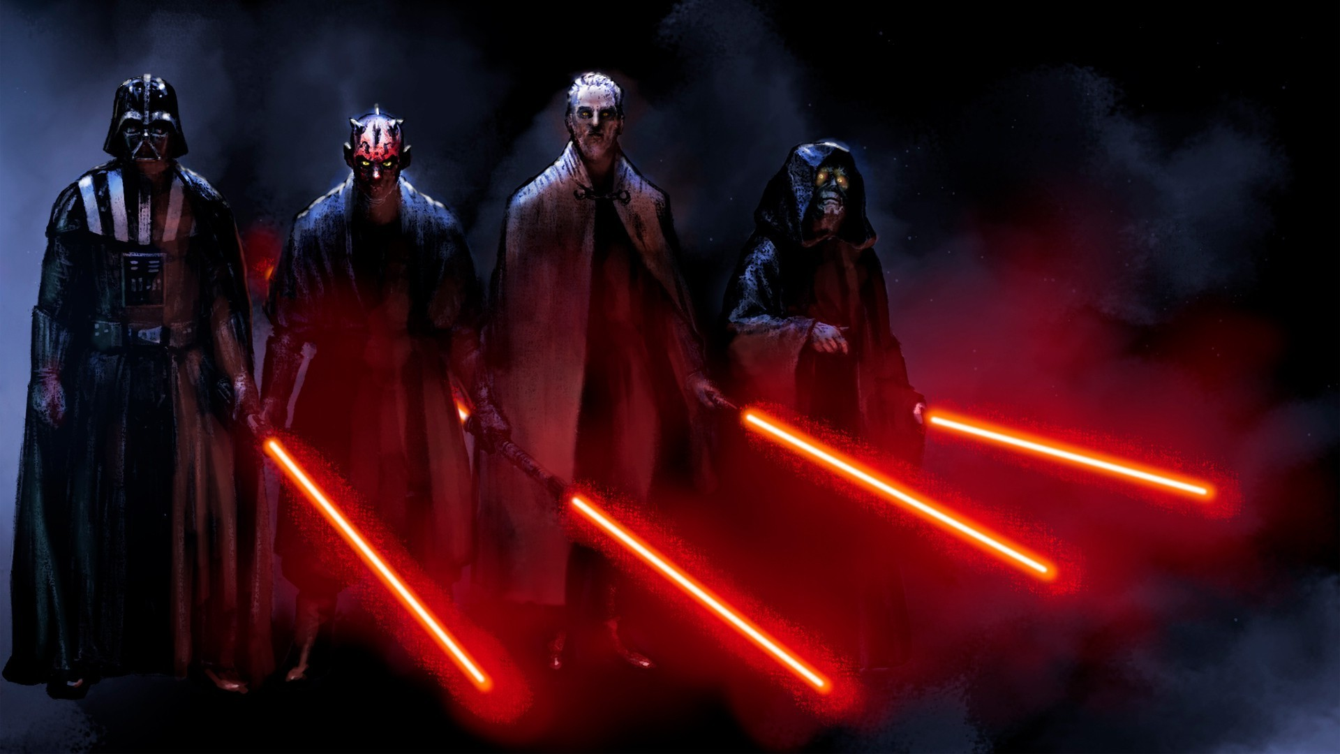 Darth Sidious Wallpaper 22