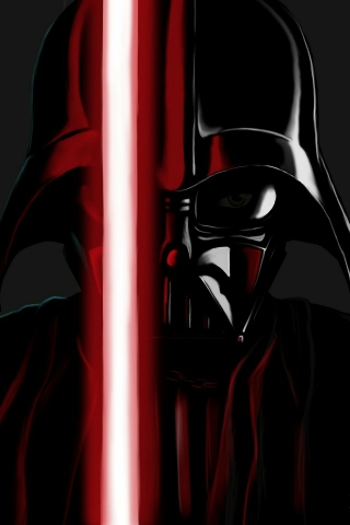 Darth Vader Wallpaper IPhone 17
