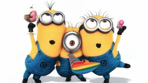 Despicable Me Minions Wallpaper For Android 9 300×169