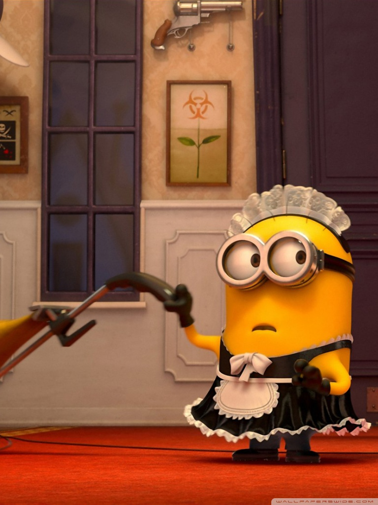 Despicable Me Mobile Wallpaper 7