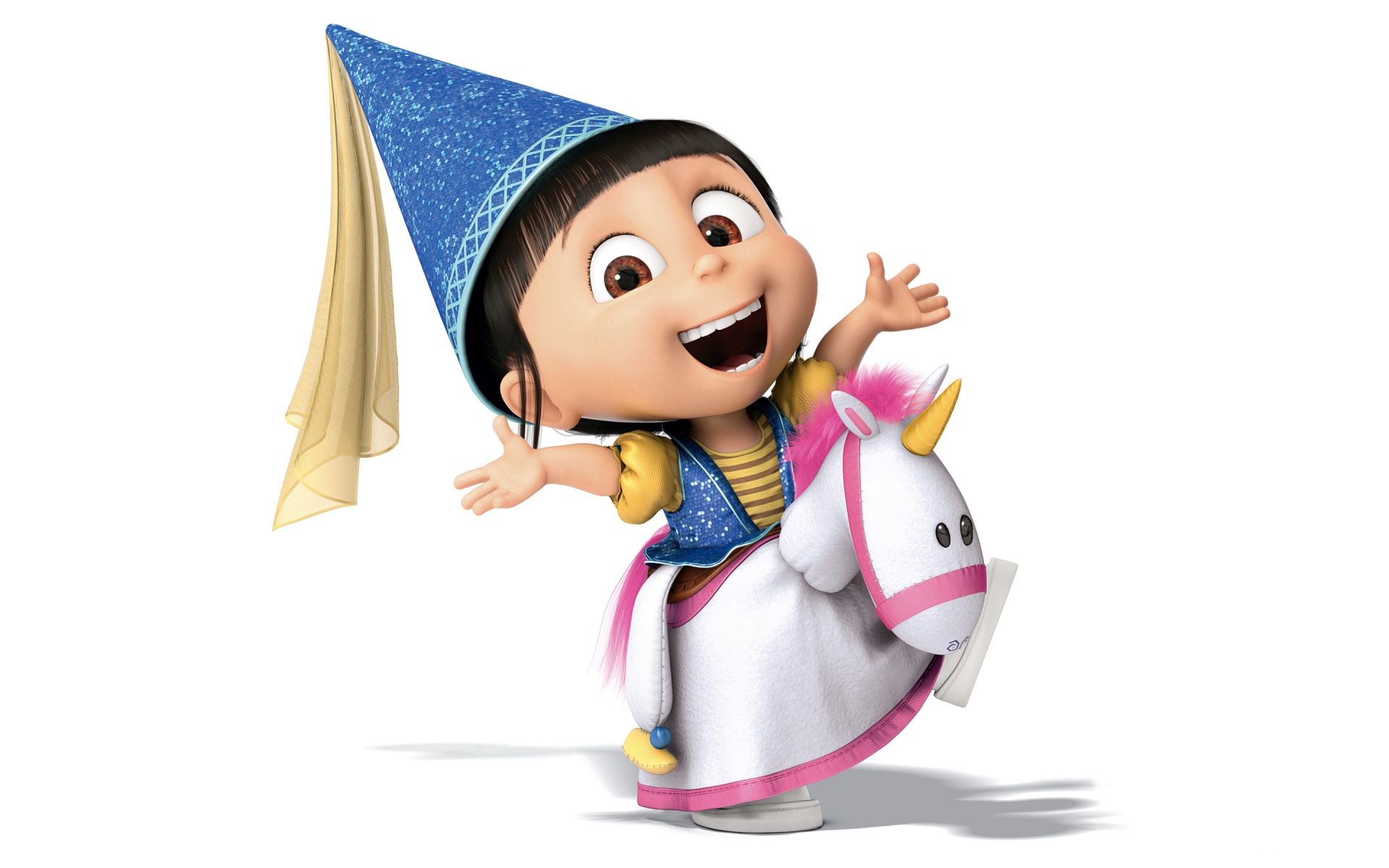 Despicable Me Wallpaper Unicorn 2