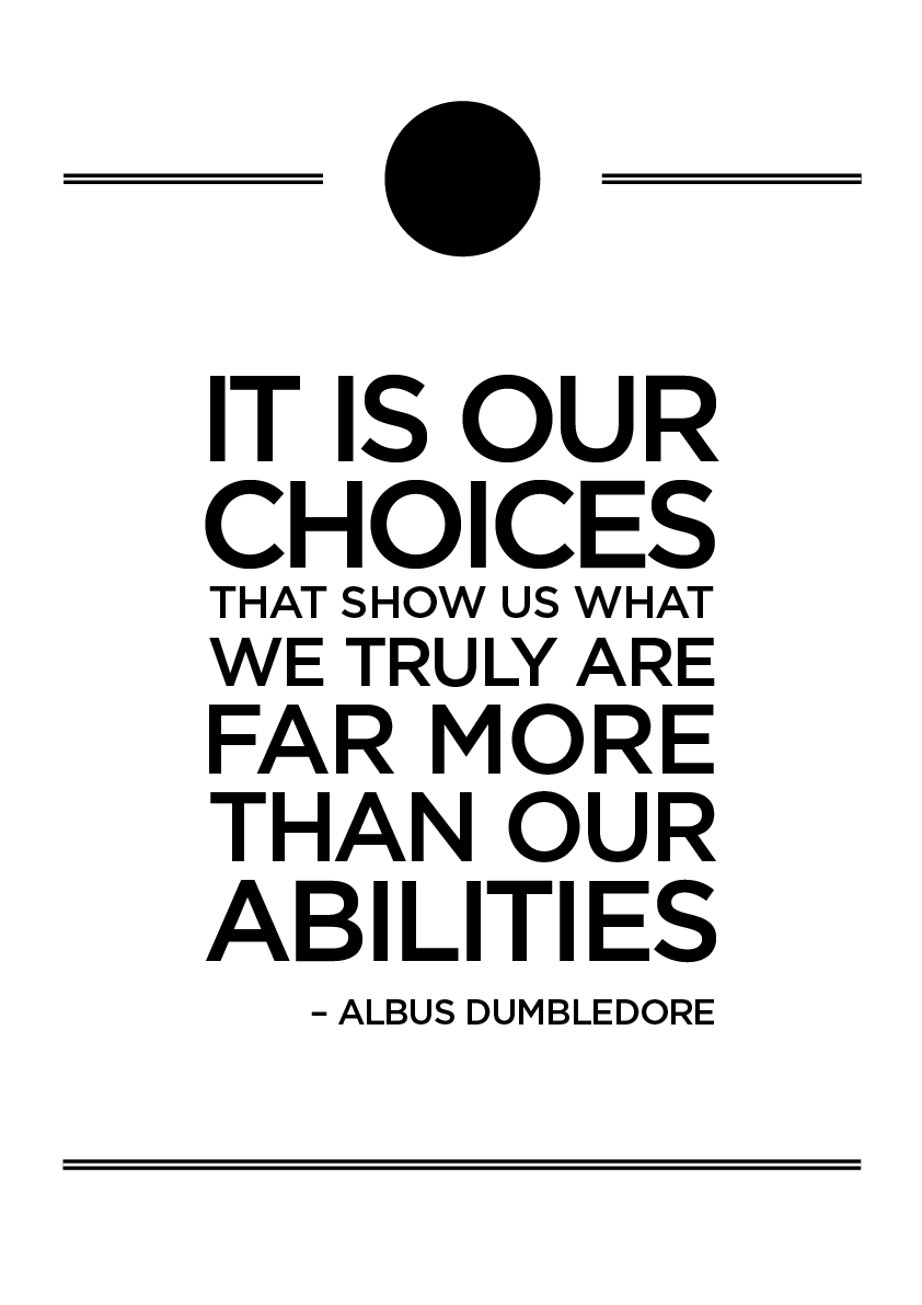 Dumbledore Quotes Wallpaper 1