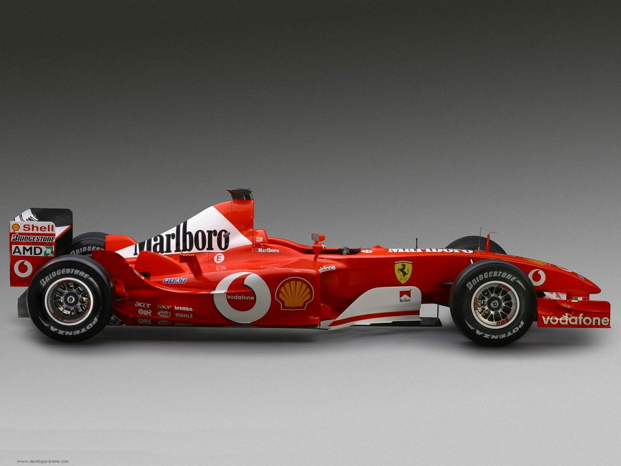 Formula 1 Cars Ferrari 21