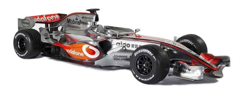Formula 1 Cars Mclaren 1