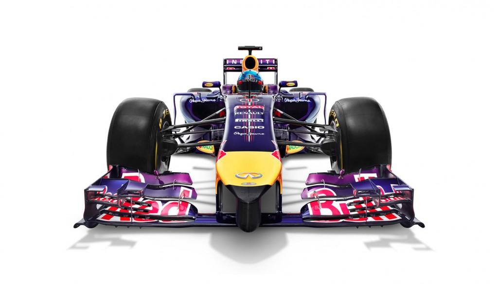 Formula 1 Cars Red Bull 17