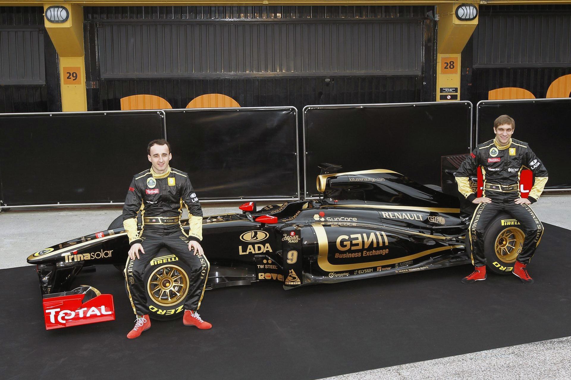 Formula 1 Wallpaper Lotus 17