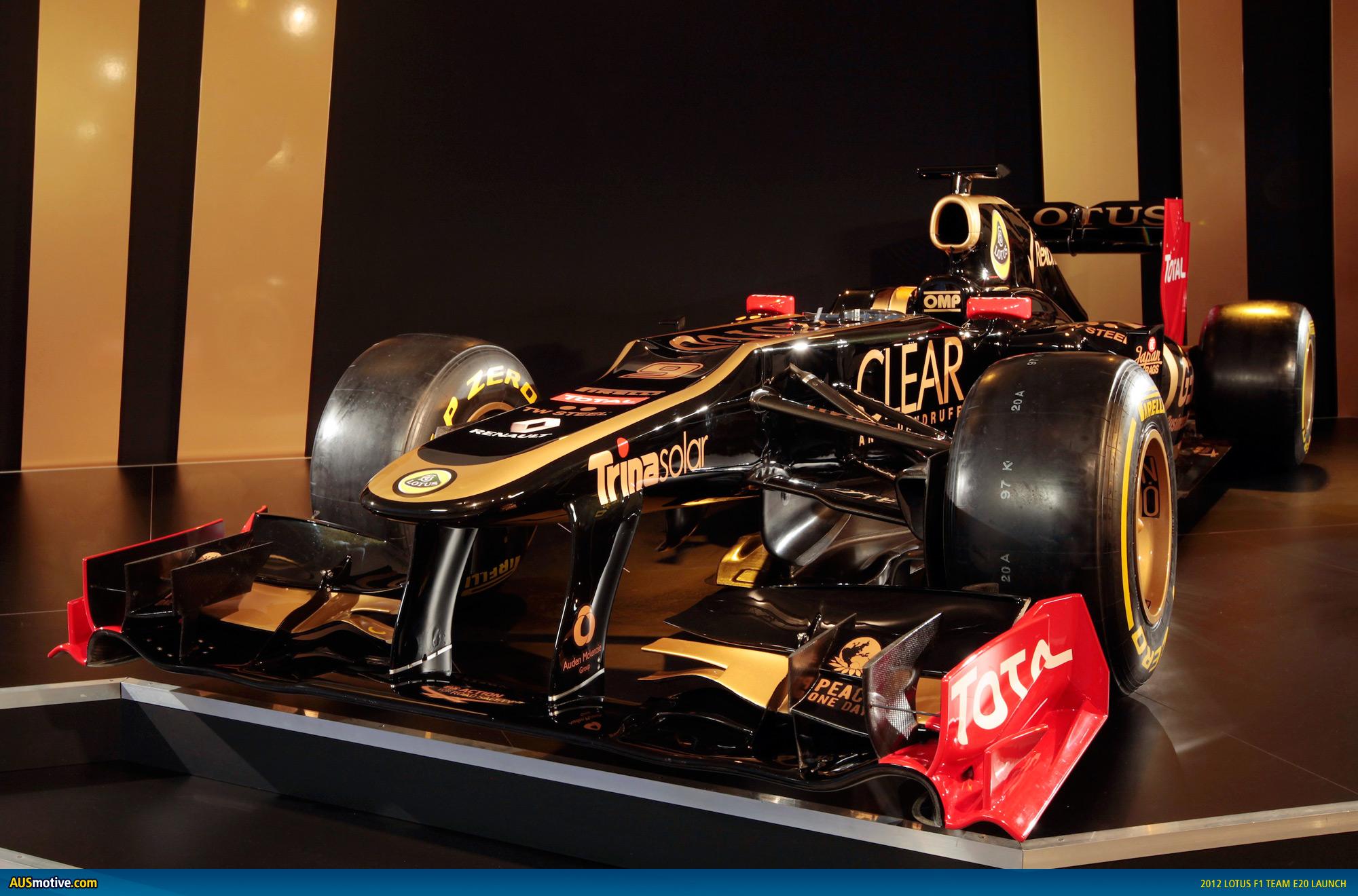 Formula 1 Wallpaper Lotus 28