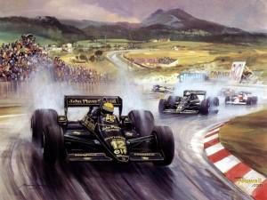 Formula 1 Wallpaper Senna 11 300×225
