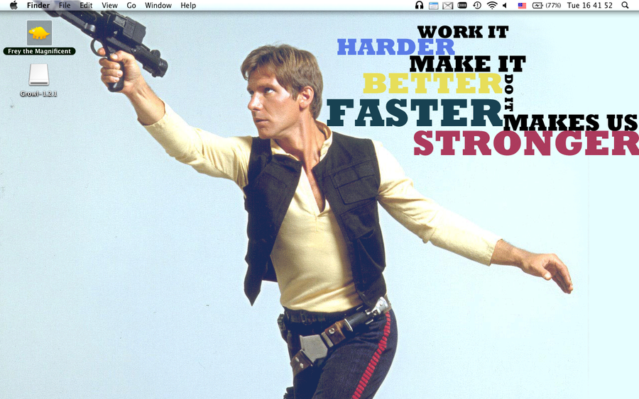 Han Solo Wallpaper 1