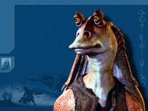Jar Jar Binks Wallpaper 15 300×225