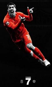Luis Suarez IPhone Wallpaper 16 180×300