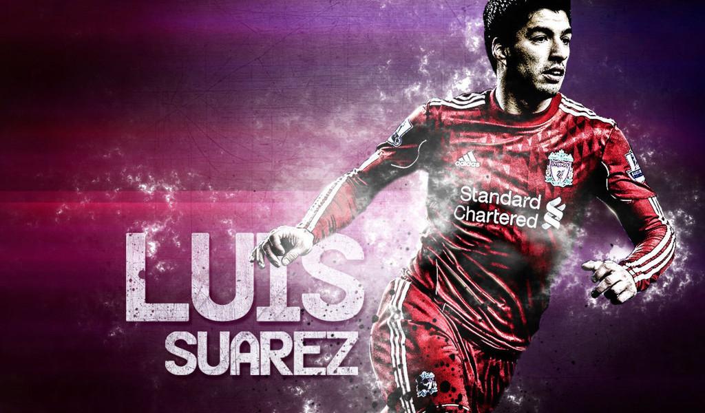 Luis Suarez Wallpaper 2013 14 1