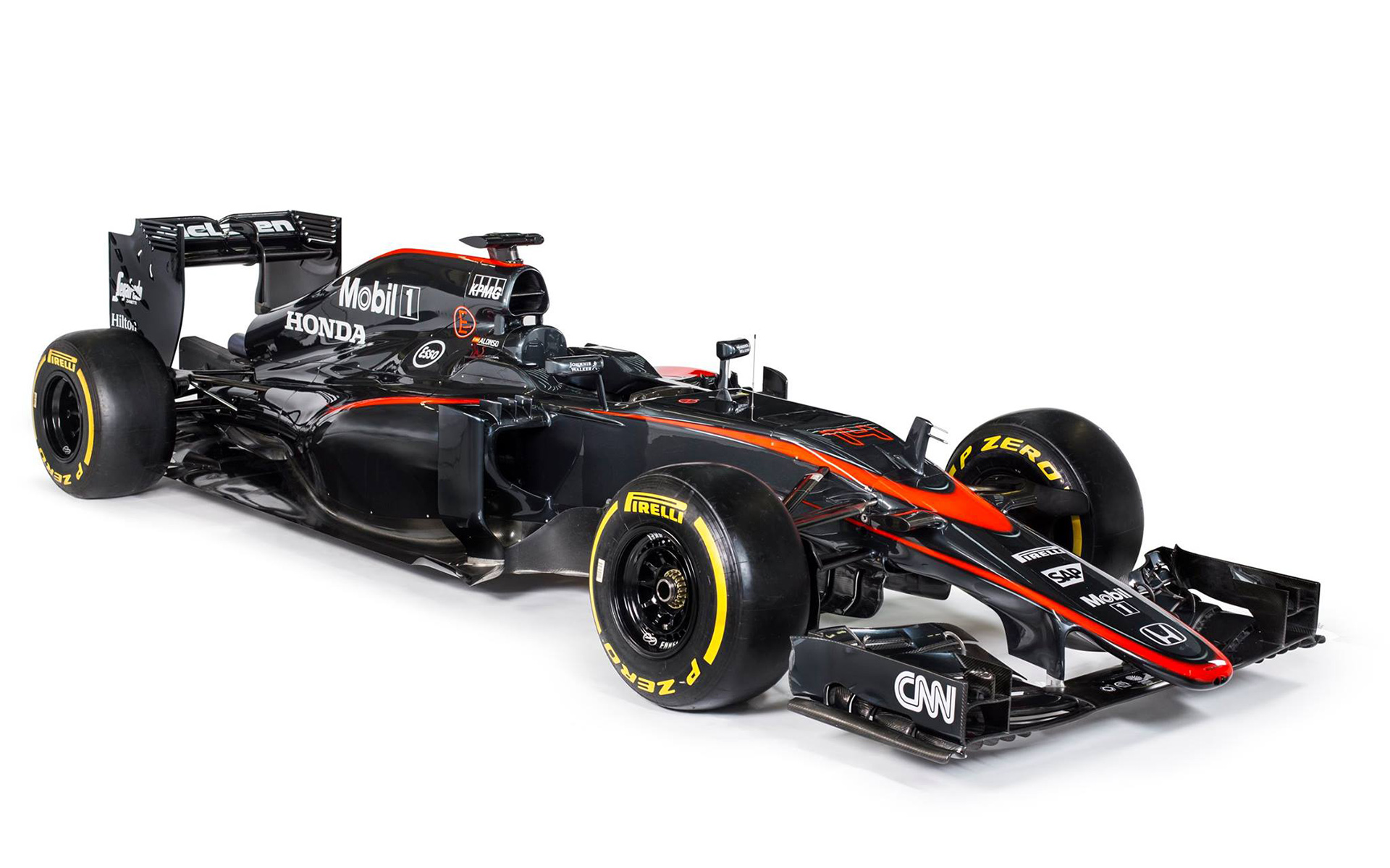 Mclaren Formula 1 Wallpaper 2015 4