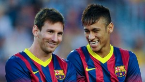 Messi And Neymar Wallpaper 2013 5 300×169