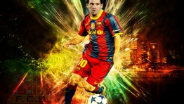 Messi Wallpaper 2013
