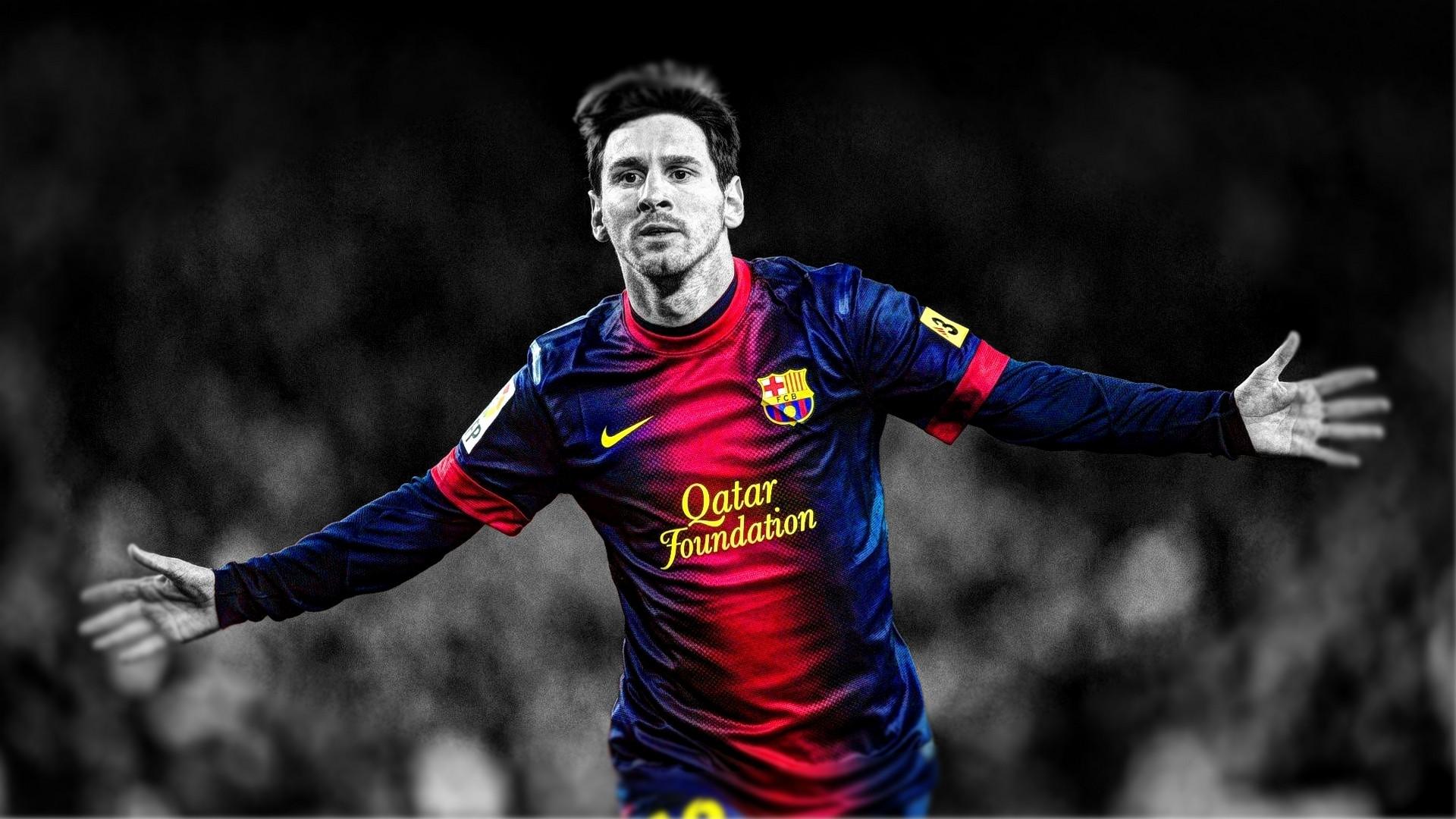 Messi Wallpaper 2014 3d 7