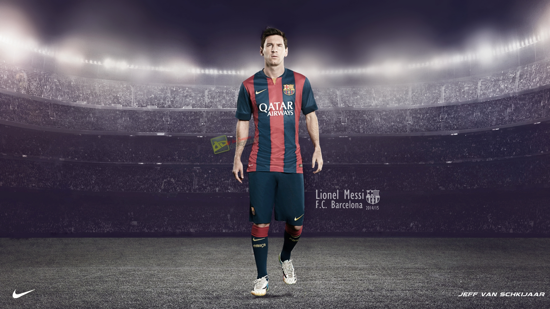 Lionel Messi Wallpapers 2015