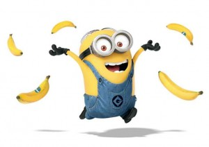 Minions Wallpaper Banana 4 300×212