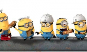 Minions Wallpaper For Facebook Timeline 5 280×170
