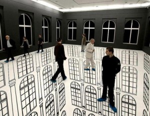 Most Amazing Optical Illusions Ever 3 300×233