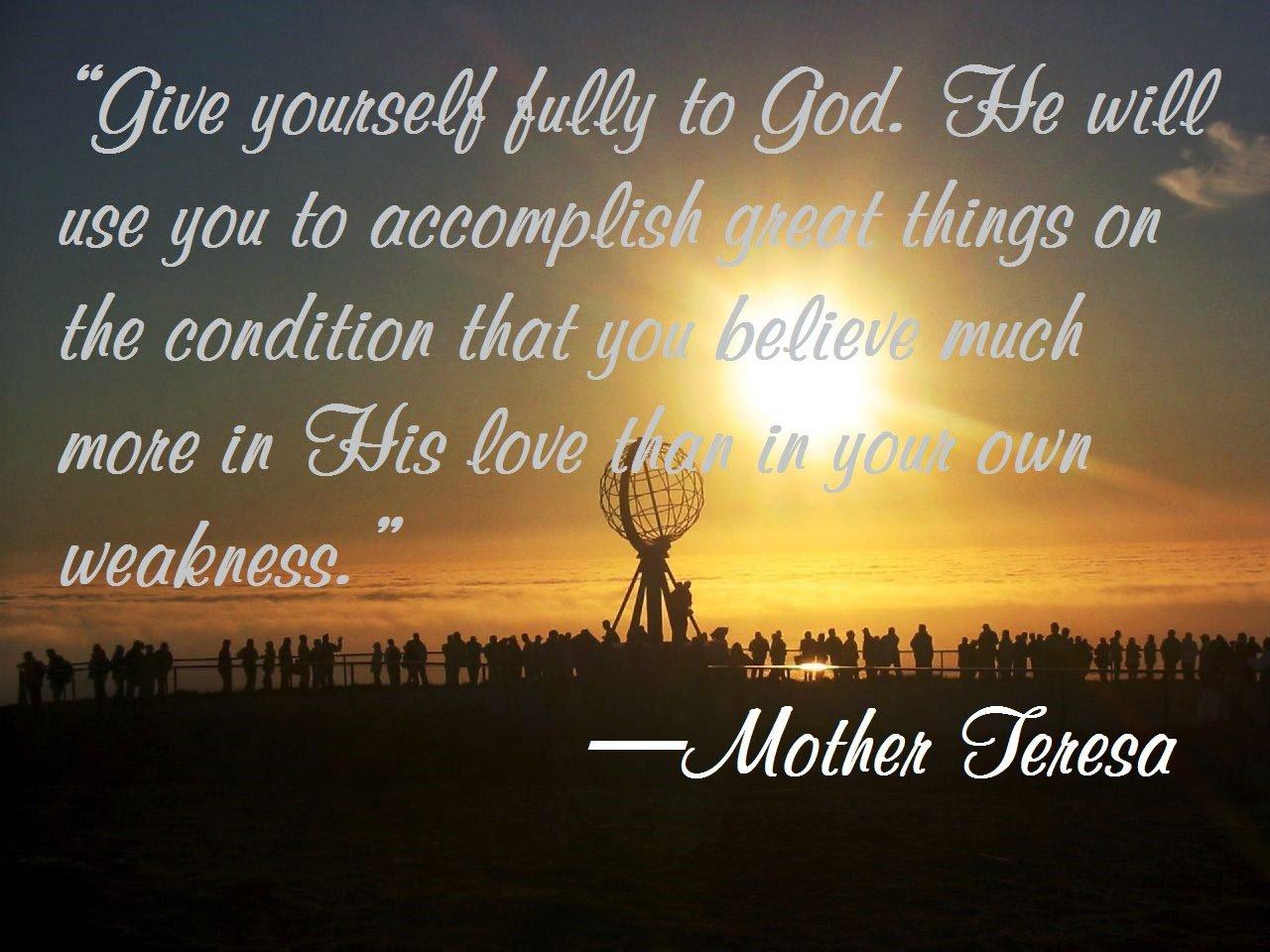 Mother Teresa Quotes Wallpaper 39