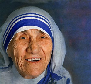 Mother Teresa Wallpaper 14 300×276