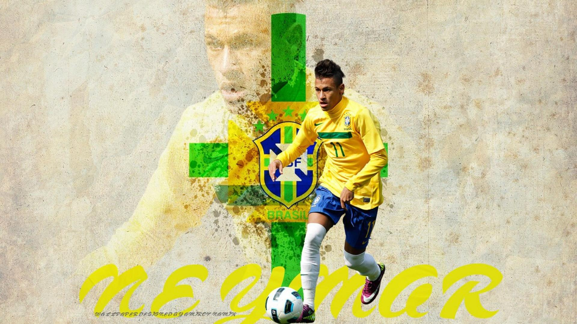 Neymar Wallpaper 6