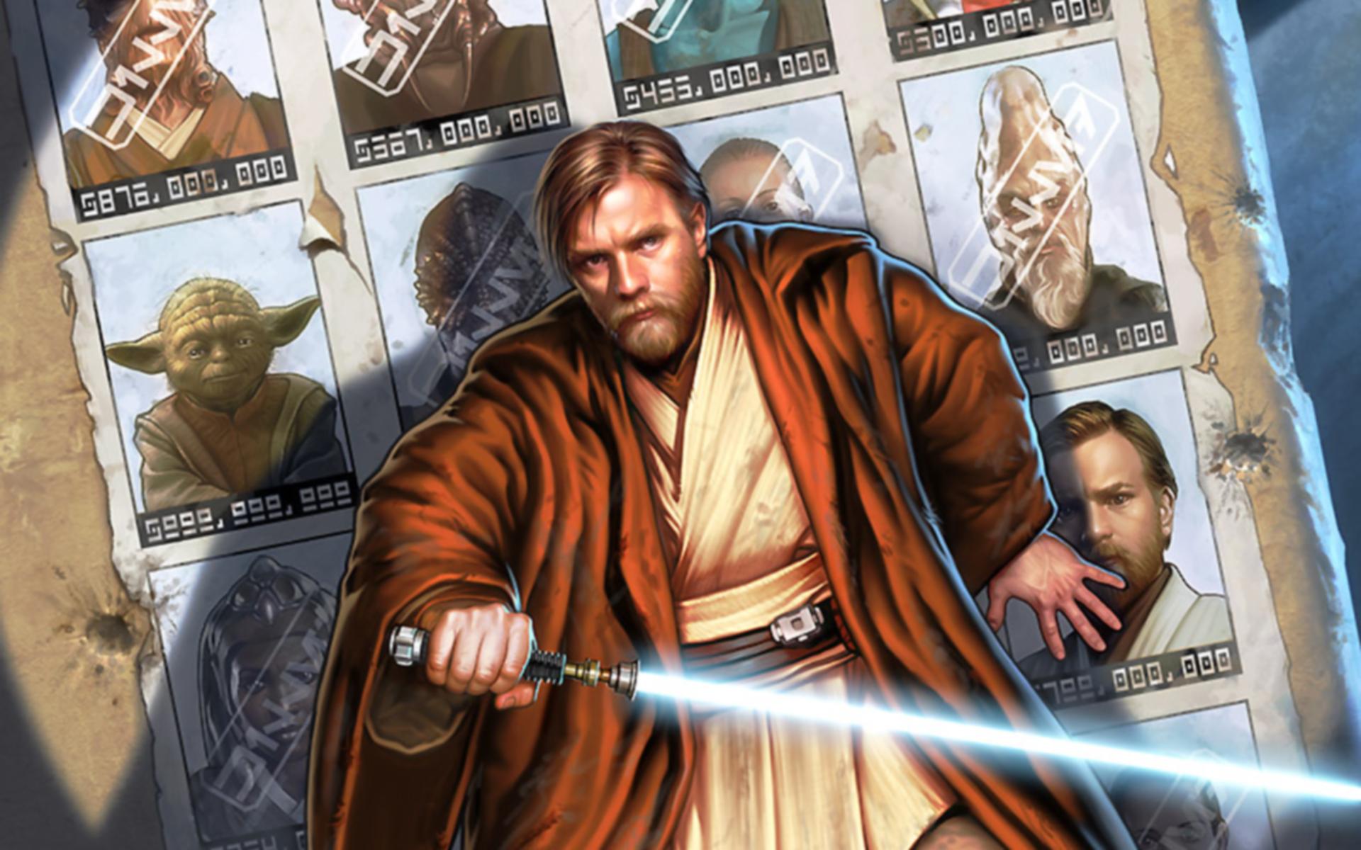 Obi Wan Kenobi Wallpaper 30
