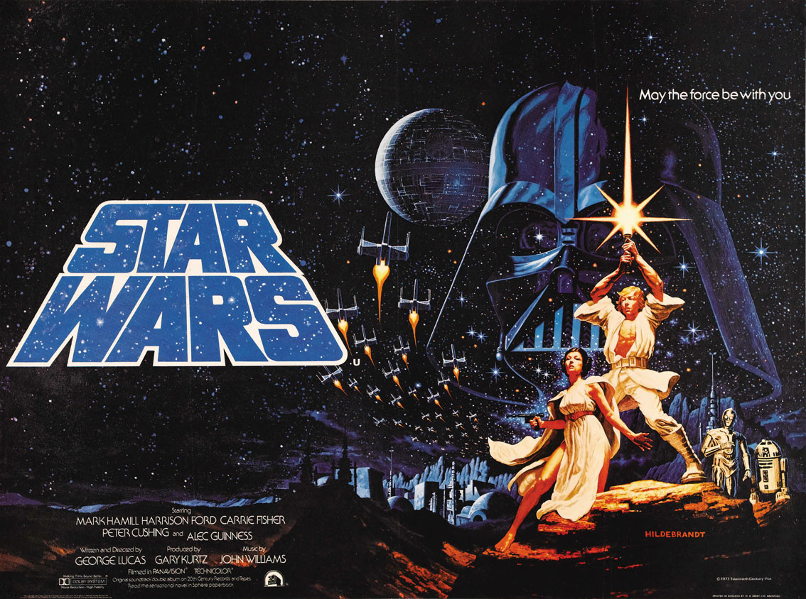 Star Wars Poster 8