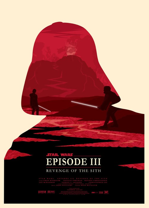 Star Wars Posters Design 8