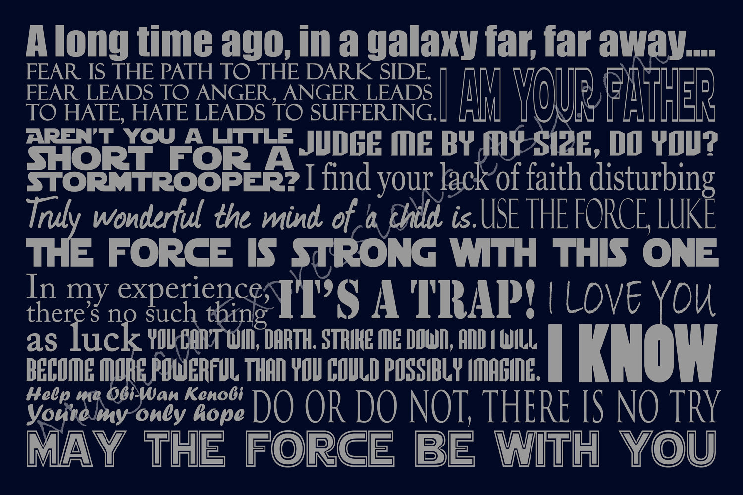Star Wars Quotes Wallpaper 26