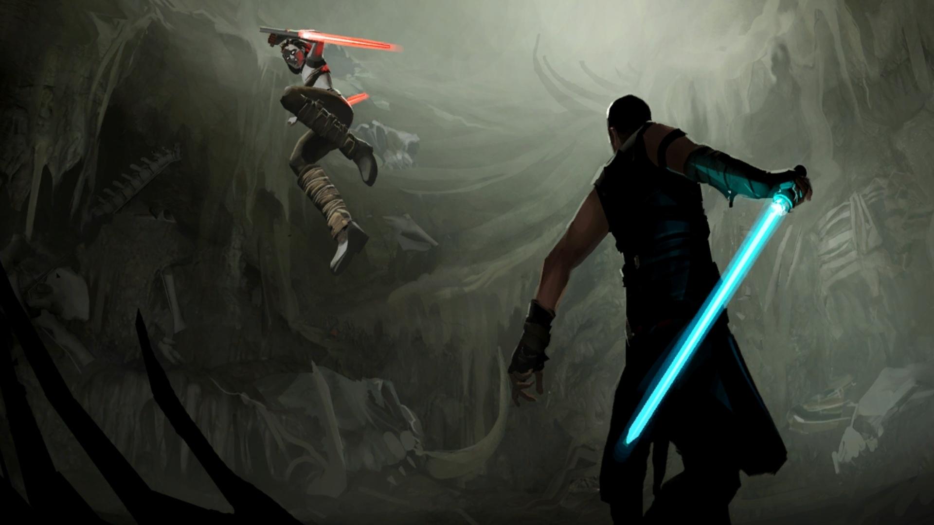 Jedi Wallpaper ... Jedi Wallpaper