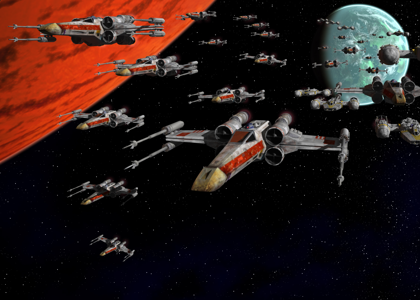 Star Wars Wallpaper Widescreen 10