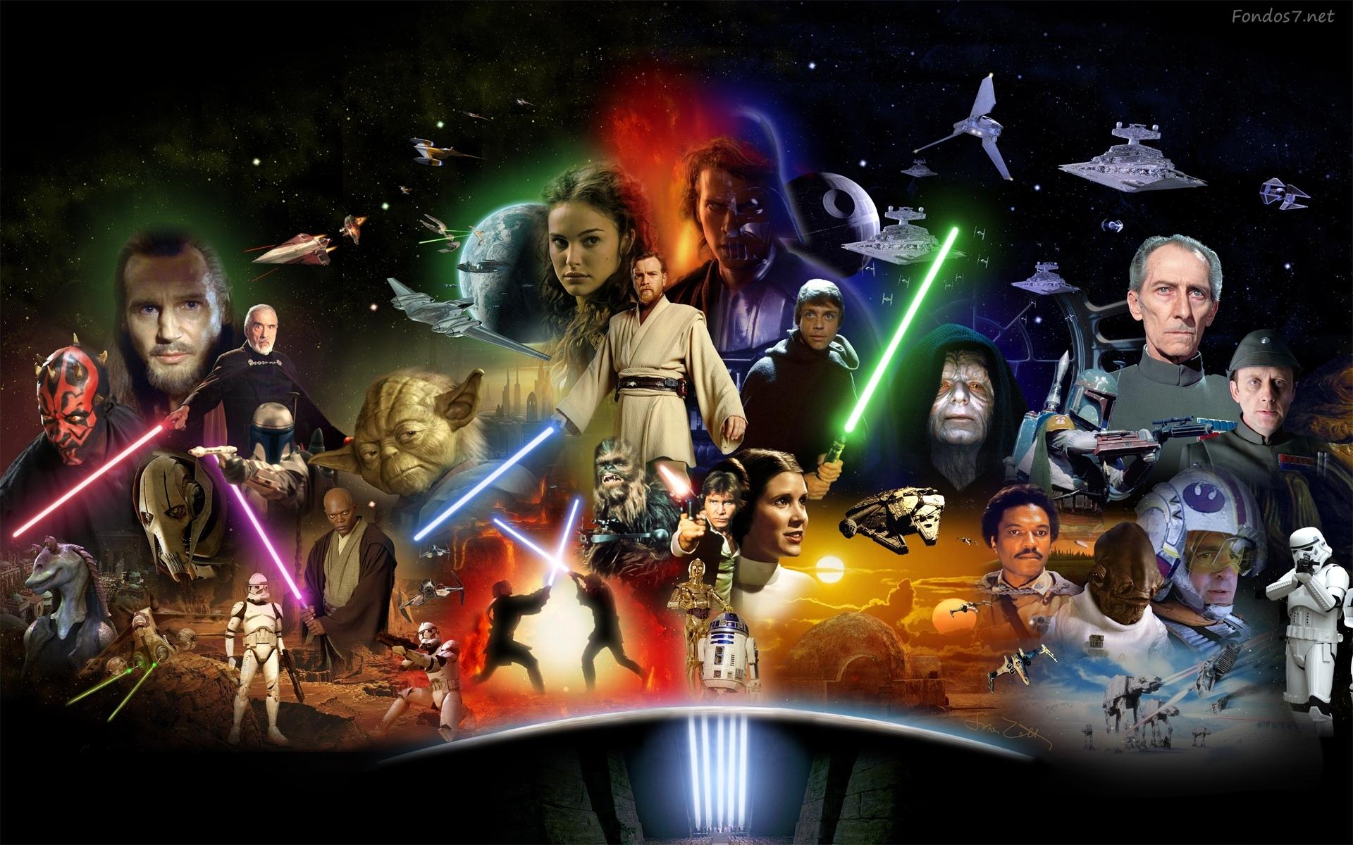 Star Wars Wallpaper Widescreen 4