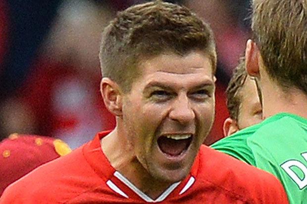 Steve Gerrard 12