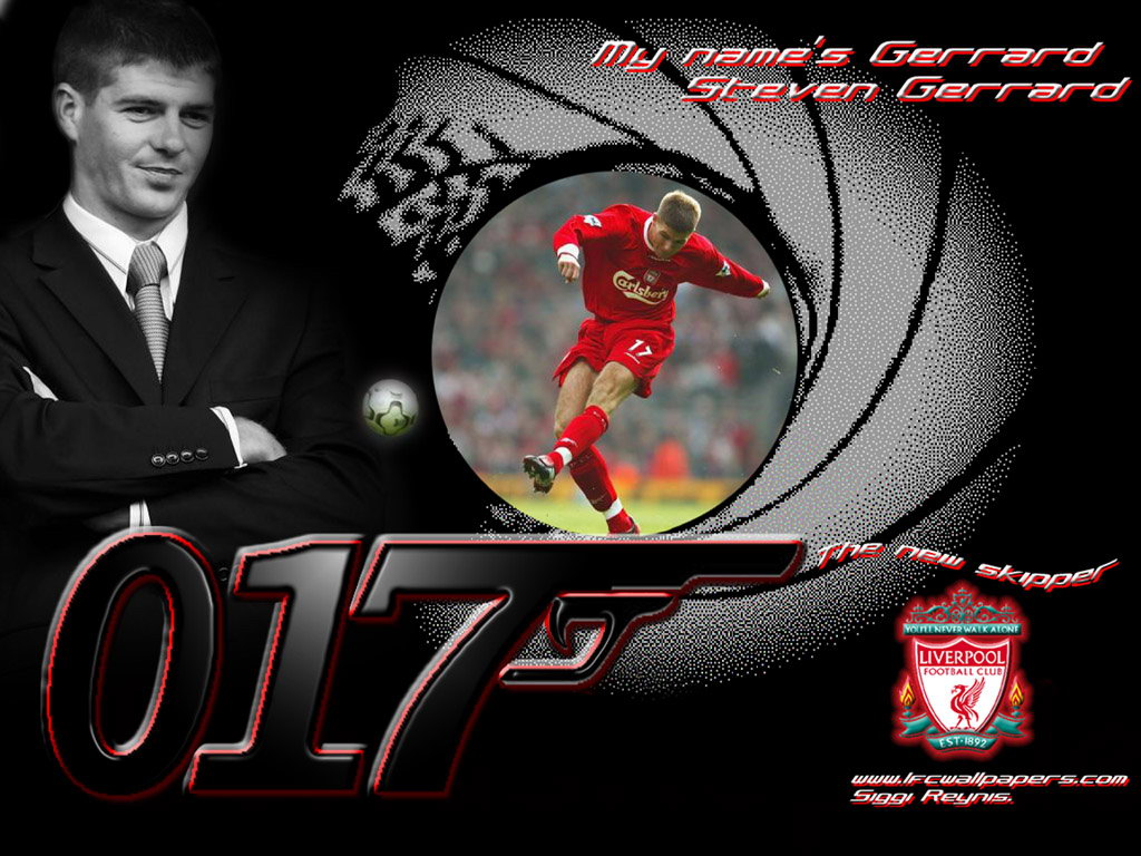 Steve Gerrard Wallpaper 36