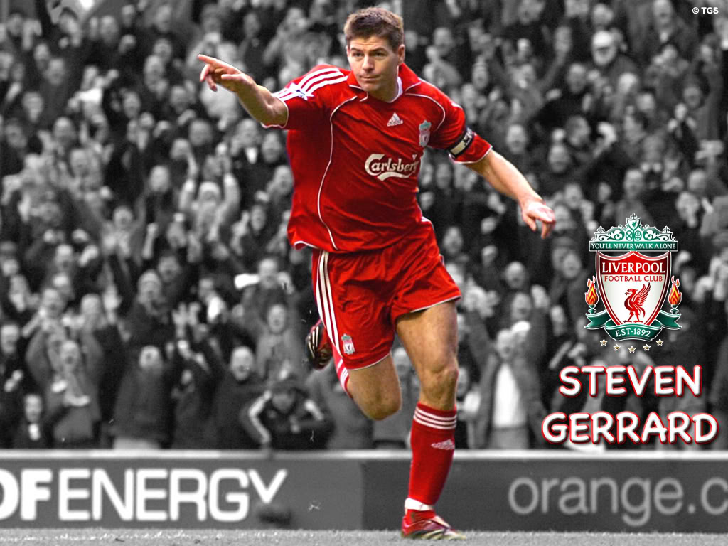 Steve Gerrard Wallpaper 38