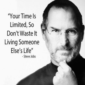 Steve Jobs Quotes Wallpaper Your Time Is Limited 2 300×300