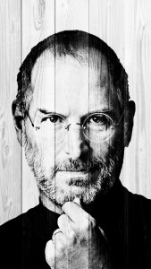 Steve Jobs Wallpaper For IPhone 5 2 169×300