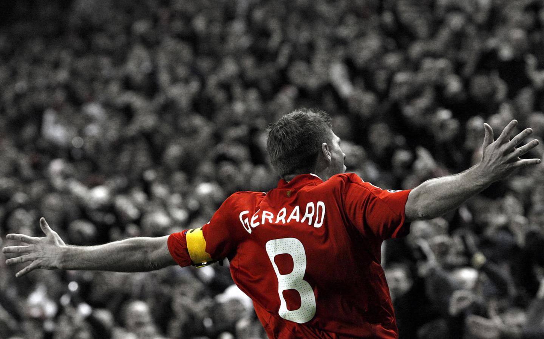 Steven Gerrard Wallpaper 2