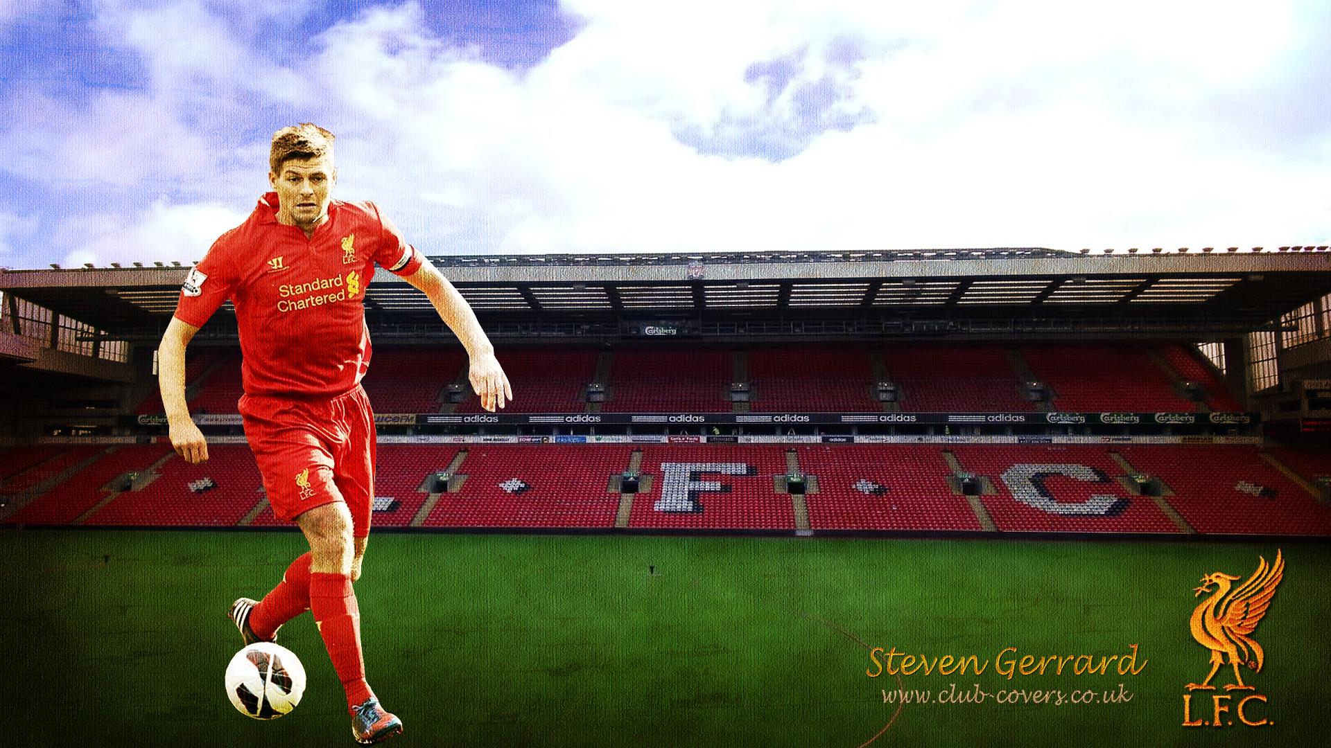 Steven Gerrard Wallpaper 2013 1