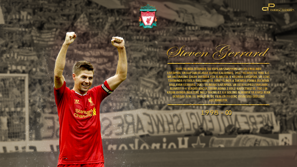All Hd Wallpapers Steven Gerrard New Hd Wallpapers Only 2015