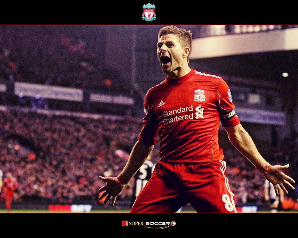 Steven Gerrard Wallpaper 6