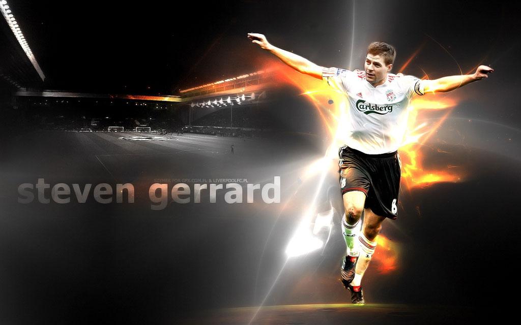 Steven Gerrard Wallpaper England 10
