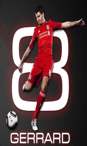 Steven Gerrard Wallpaper IPhone 15