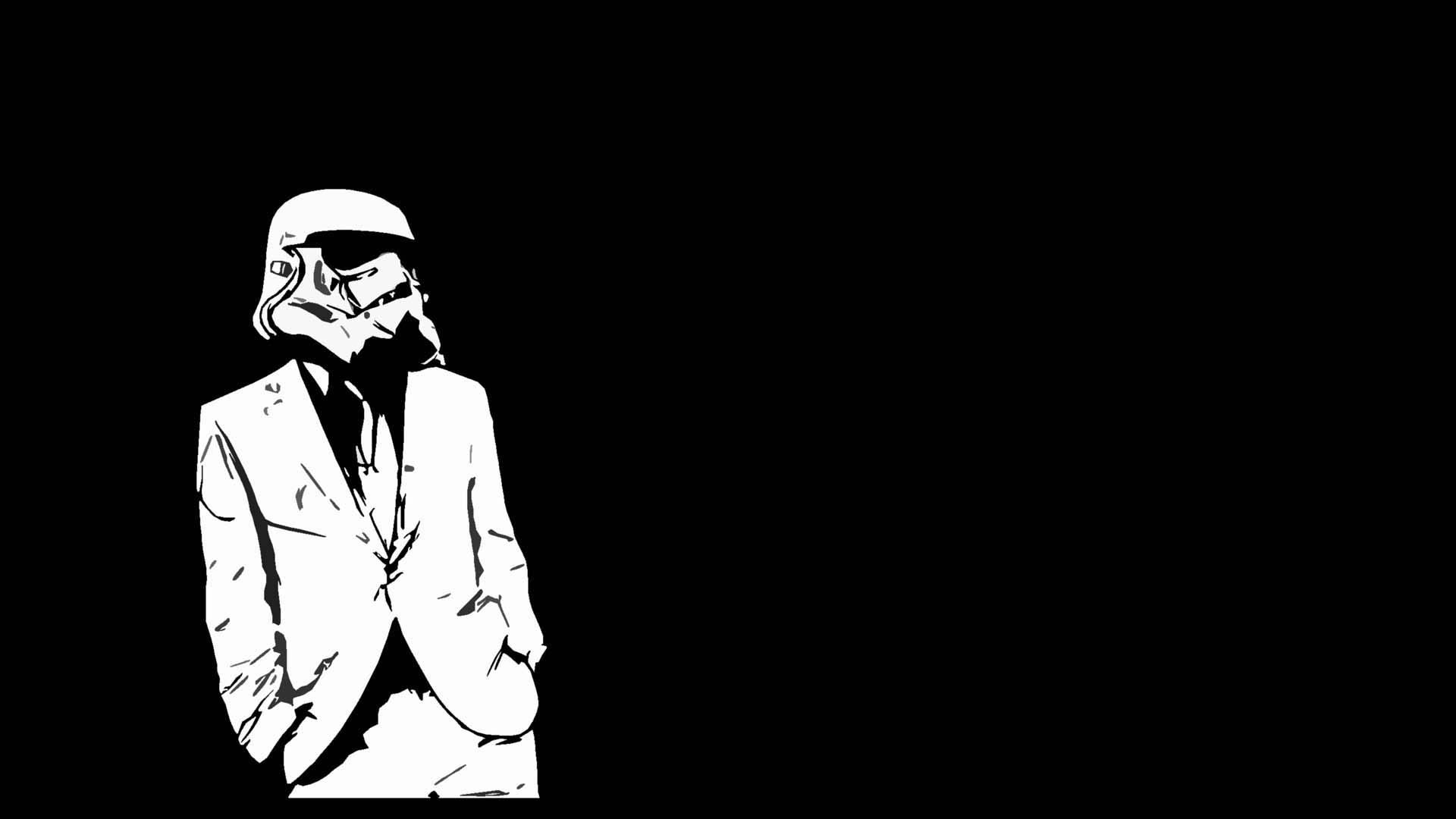 Stormtrooper Suit Wallpaper