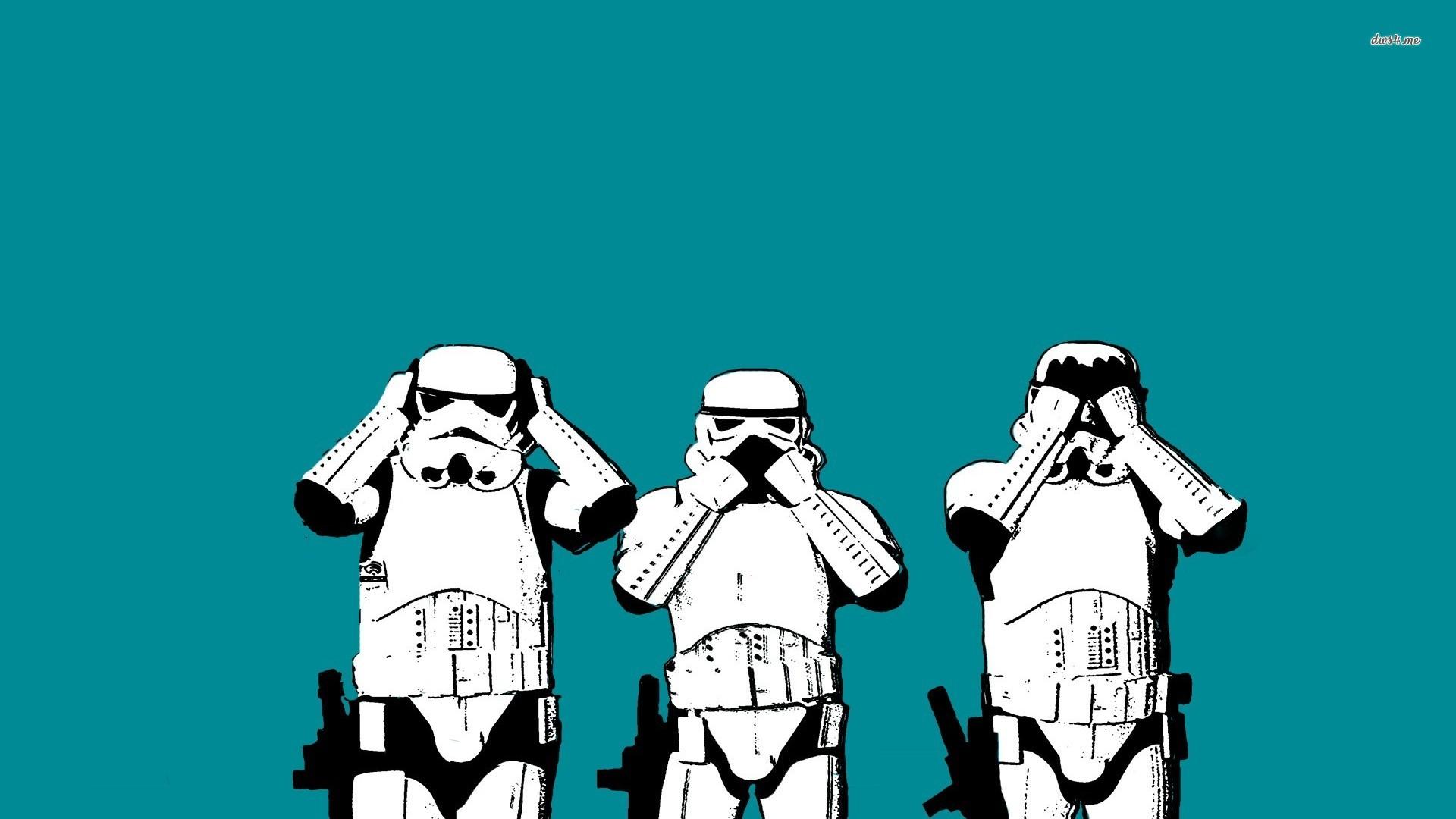 stormtrooper wallpaper art 1920 1080 star wars